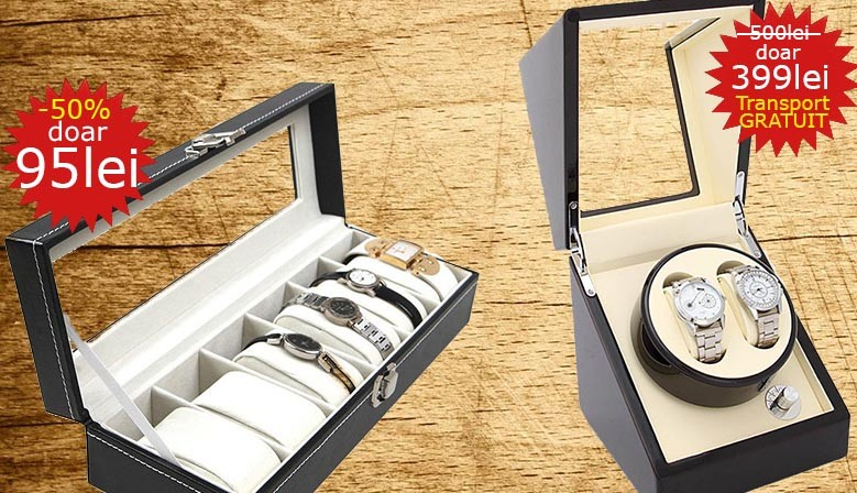Promo Watch Winder