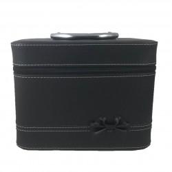 Cutie neagra pentru transport farduri