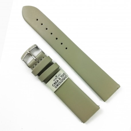 Curea pentru ceas din piele naturala Gri Morellato - 20mm - C3220