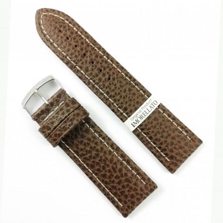 Curea pentru ceas din piele naturala Maro Morellato - 24mm - C3222