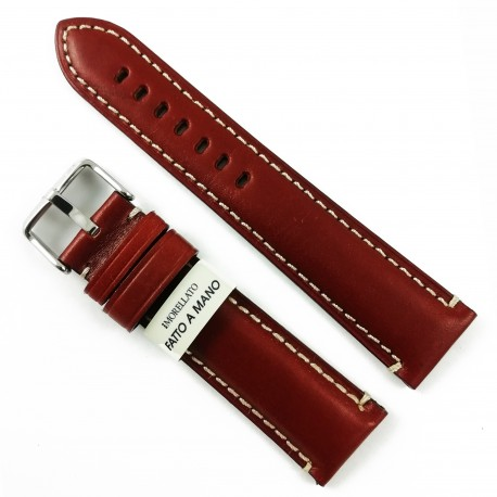 Curea de ceas din piele naturala Maro Morellato - 22mm - C3223