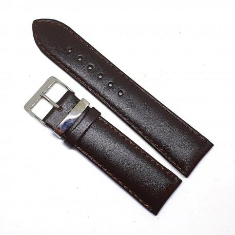 Curea de ceas Maro din piele naturala - 22mm - A-5K2
