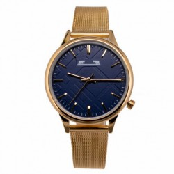 Ceas de dama Matteo Ferari - MF88012 - Blue & Gold