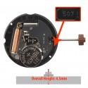 Mecanism Ceas quartz Harley Ronda HR 507