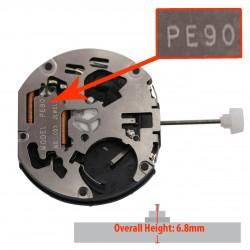 Mecanism Ceas Quartz Sunon PE90