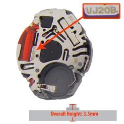 Mecanism quartz Hattori Epson Japan VJ20