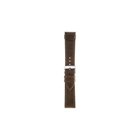 Curea de ceas maro Morellato 20m 22mm Manufatti Lawson (editie limitata) A01X5335599073CR 20mm 22mm