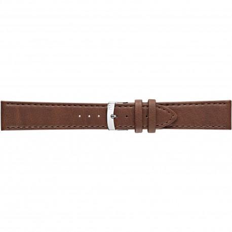 Curea de ceas maro Morellato Green Coletion 18mm 22mm A01X3686A39041CR