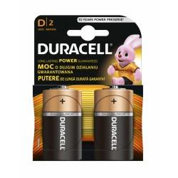 Baterie Alcalina Duracell D2 LR20 Set 2 Baterii