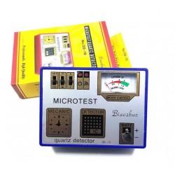 Aparat pentru testat mecanisme ceas quartz - QD-10