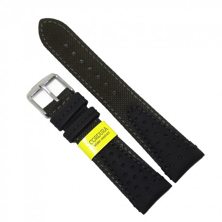 Curea de ceas Verde Inchis Morellato Sport Volley 22mm A01X4747110033CR