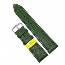 Curea de ceas Morellato Skating Vitello Tecnico - Verde cu Albastru - 22mm - A01X4761713074CR