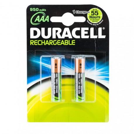 Baterie reincarcabila AAA Duracell - HR03/DC2400 - 950mAh