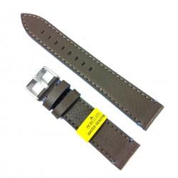 Curea de ceas Morellato Water Resistant  - Piele Naturala - Culoare Maro - 20mm, 22mm, 24mm - A01X5394D14029CR