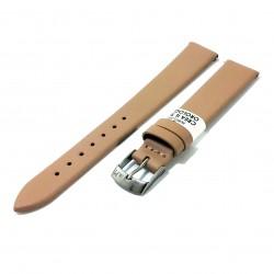 Curea de ceas Morellato - Crea Il Tuo Orologio - Piele Naturala - Culoare Bej / Crem - 14mm, 16mm, 18mm, 20mm - A01X5200875026CR