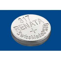 Baterie Renata 317