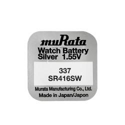 Baterie pentru ceas - Murata SR416SW - 337