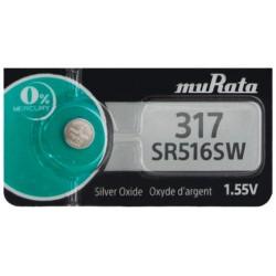 Baterie pentru ceas - Murata SR516SW - 317