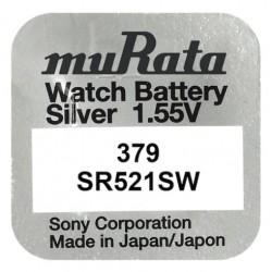 Baterie pentru ceas - Murata SR521SW - 379