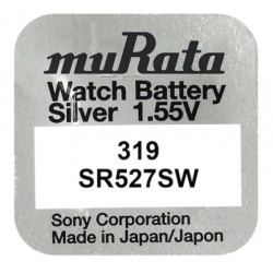 Baterie pentru ceas - Murata SR527SW - 319