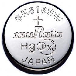 Baterie pentru ceas - Murata SR616SW - 321