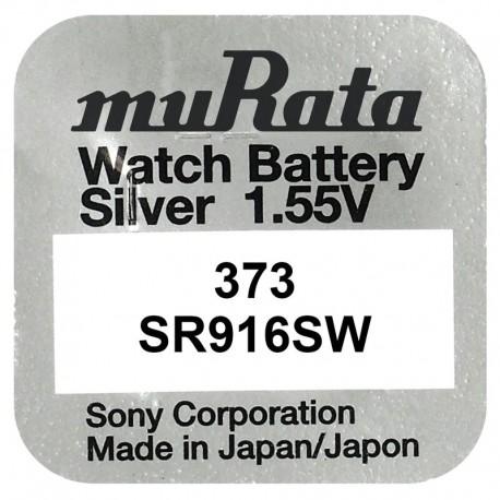 Baterie pentru ceas - Murata SR916SW - 373