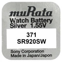 Baterie pentru ceas - Murata SR920SW - 371