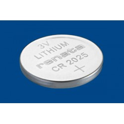 Baterie ceas 3 volti - Renata - CR2025