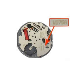 Mecanism Ceas Hattori VD75