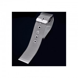 Bratara metalica ceas 12 mm  tip curea