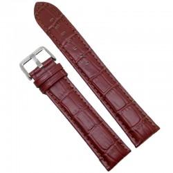 Curea de ceas maro XXL 22mm WZ3579