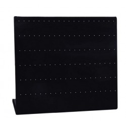 Suport expunere cercei catifea negru - WZ4175