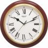 Ceas de perete Rikon 4151CR -  Brown Ivory
