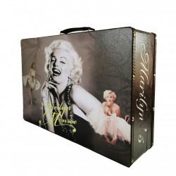 Set 2 Cutii Bijuterii tip servieta - Marilyn Monroe - WZ4210