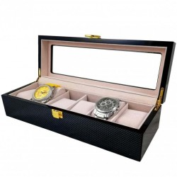 Cutie depozitare și expunere pentru 6 ceasuri - Chester