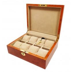 Caseta din lemn pentru depozitarea ceasurilor WZ954