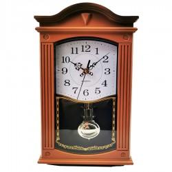 Ceas perete cu pendula din lemn WZ1795