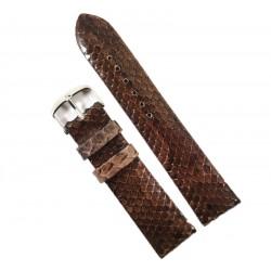 Curea de ceas din piele sarpe 20mm 22mm 24mm WZ3138