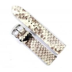 Curea de ceas din piele sarpe 20mm 22mm 24mm WZ2912