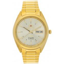 Ceas barbatesc Automatic Auriu Orient FAB00002C9
