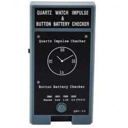 Tester Baterii de  Ceas QBC-22