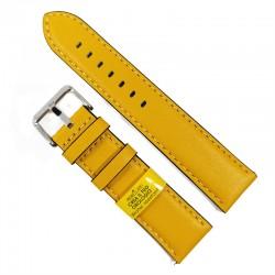 Curea de ceas galbena Morellato 20mm 22 mm A01X5123C03097CR