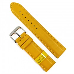 Curea pentru ceas, Morellato, galbena 20mm 22mm A01X5274C91097CR