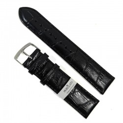 Curea de ceas neagra Morellato Performance Samba 16mm 18mm 20mm 22mm A01X2704656019CR