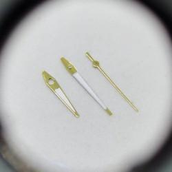 Set Indicatori aurii pentru ceas WZ4395