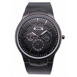Ceas Barbatesc Matteo Ferari Black/Black Elegant II MF6800BK