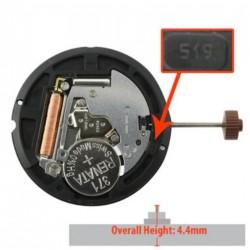 Mecanism Ceas Quartz Harley Ronda 519