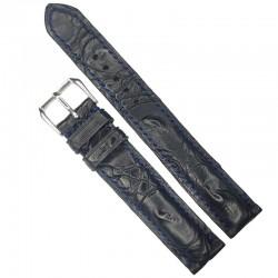 Curea Ceas Piele Aligator 18mm WZ1050