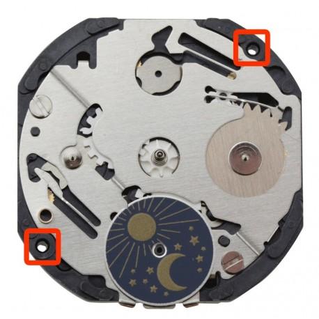 Mecanism Ceas Quartz Hattori VX3H