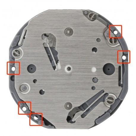 Mecanism Ceas Quartz Hattori VD79
